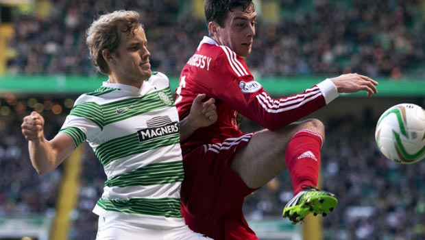 Aberdeen draw Celtic