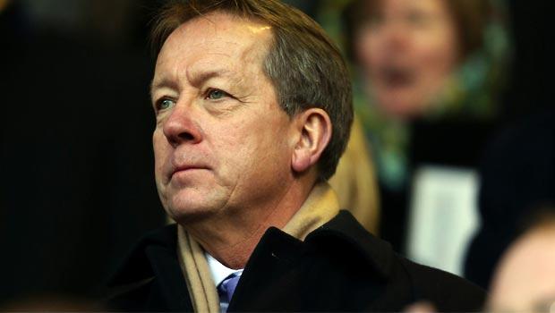 Alan Curbishley fulham technical director