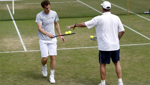 Andy Murray fitness training tennis