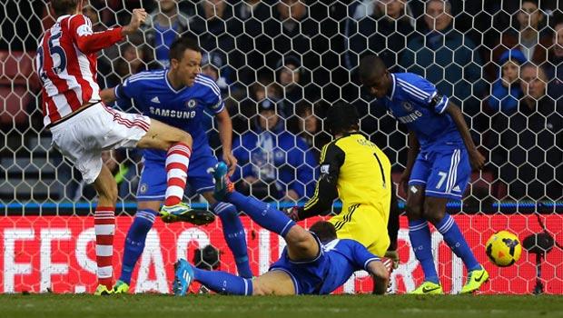 Chelsea loss to Stoke