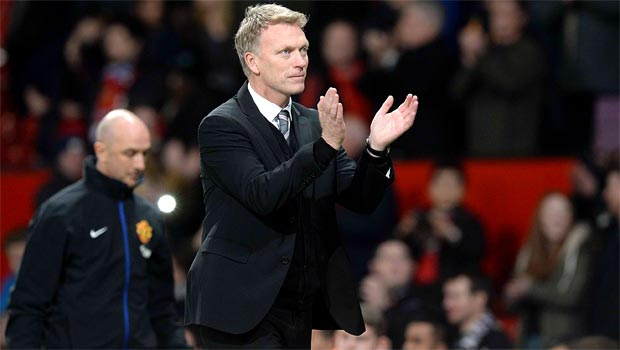 David Moyes Man United hopes