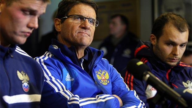 Fabio Capello candidate for next Tottenham boss