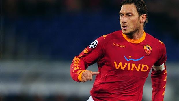Francesco Totti Italy