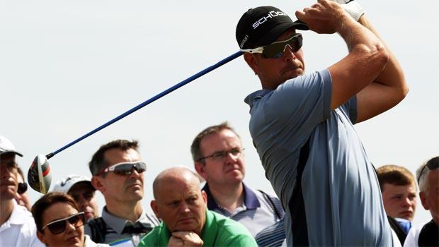 Henrik Stenson Thailand Golf Championship
