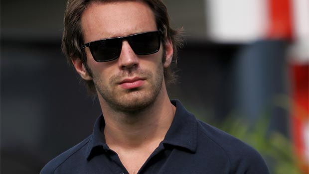 Jean-Eric Vergne red bull