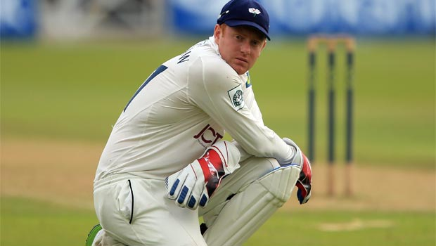 Jonny Bairstow England wicket-keeper