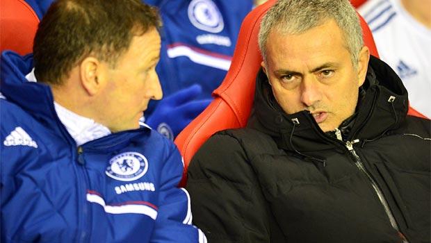 Jose Mourinho Chelsea boss team rotation