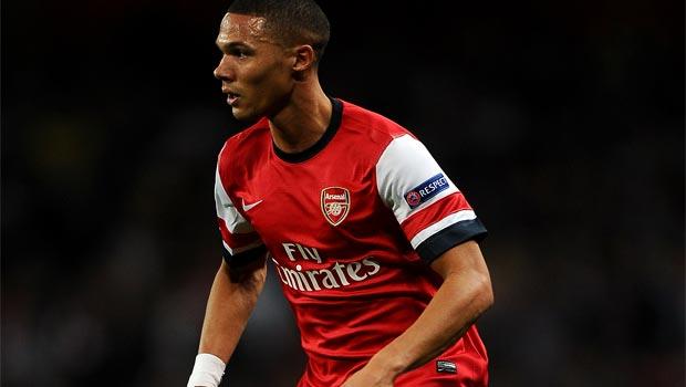 Kieran Gibbs Arsenal defender