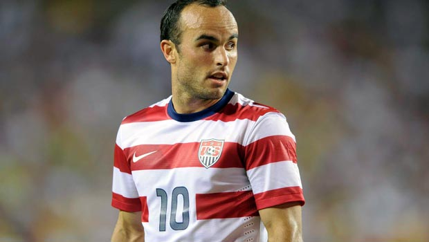 Landon Donavon Los Angeles Galaxy