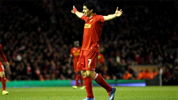 Luis Suarez Liverpool hopes for new captain