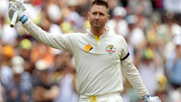 Michael Clarke Australia skipper