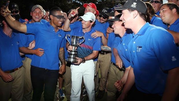 Rory McIlroy winner Australian Open