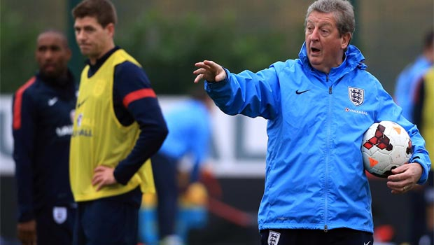 Roy Hodgson England World Cup manager