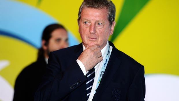 Roy Hodgson Manager england World Cup