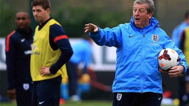 Roy Hodgson england boss world cup
