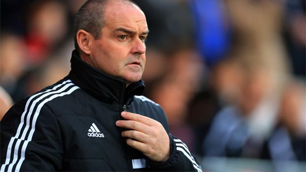 Steve Clarke west brom boss sack