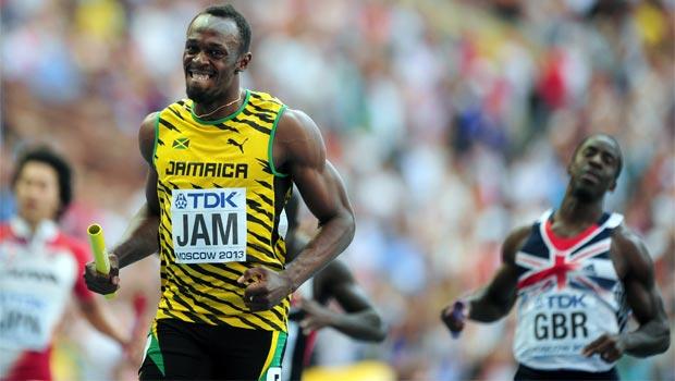 Usain Bolt athletics