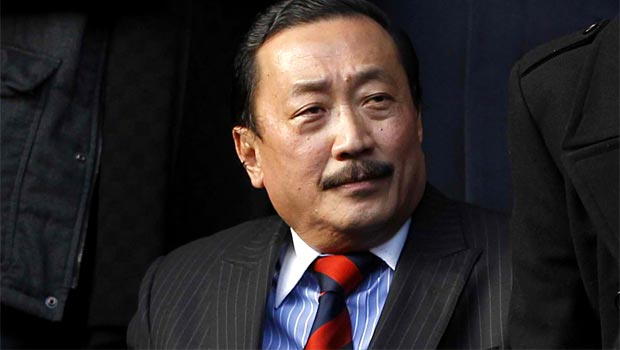 Vincent Tan Cardiff City Owner