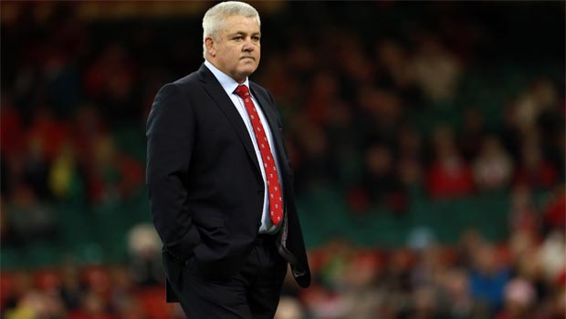 Warren Gatland Wales rugby union