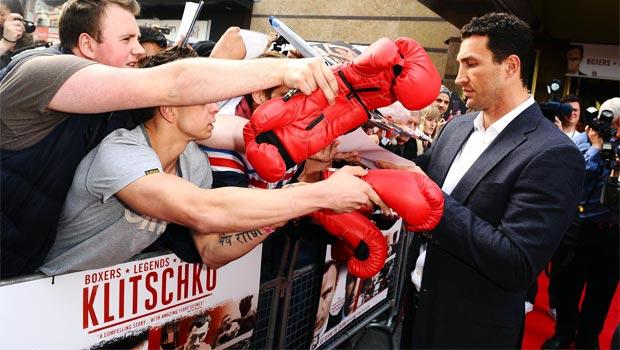 Wladimir Klitschk boxer