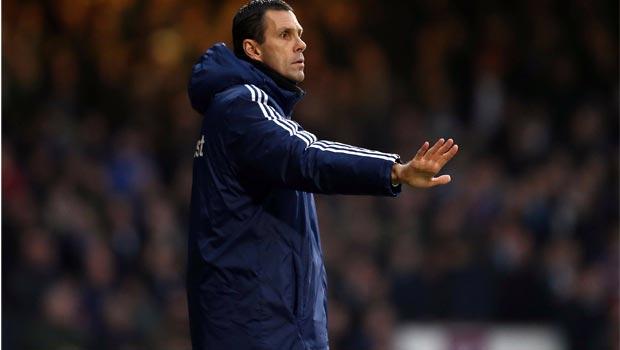 manager Gus Poyet Sunderland