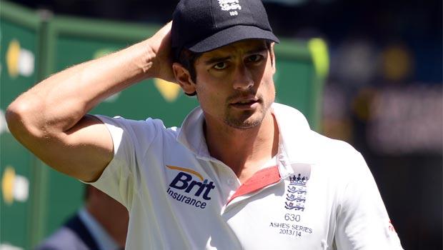 Alastair Cook ODI Cricket