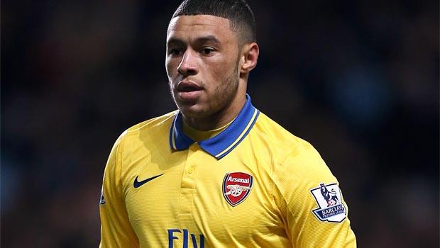 Alex Oxlade-Chamberlain Arsenal forward