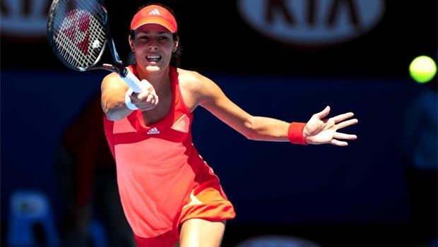 Ana Ivanovic Australian Open