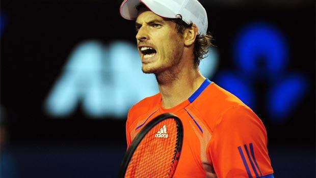 Andy Murray Australian Open crown