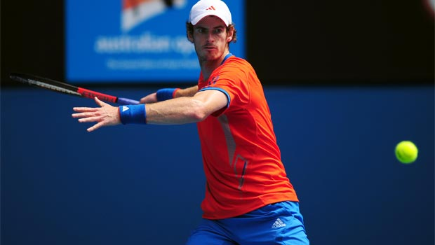 Andy Murray v Vincent Millot australian open