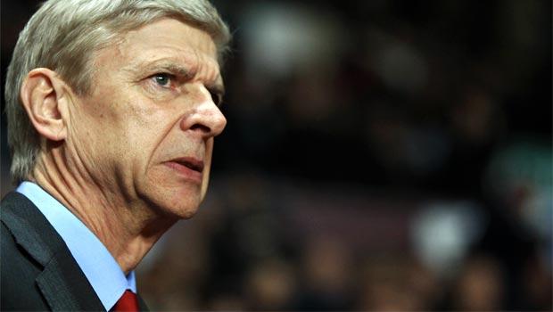 Arsenal boss Arsene Wenger 2014