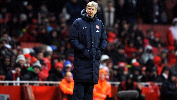 Arsene Wenger Arsenal manager
