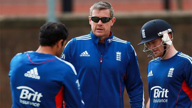 Ashley Giles England Cricket coach