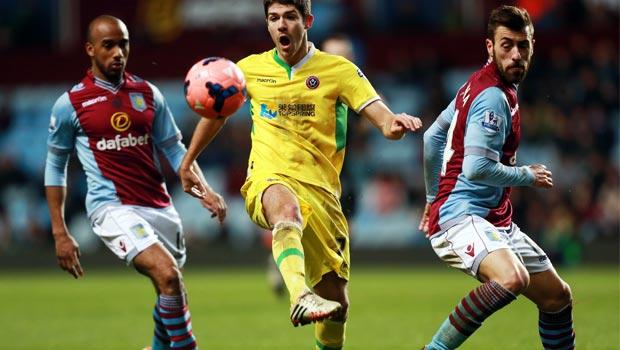 Aston Villa v Sheffield United