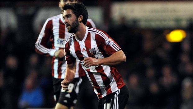 Brentford FC Player