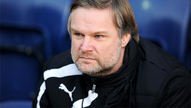 Coventry boss Steven Pressly