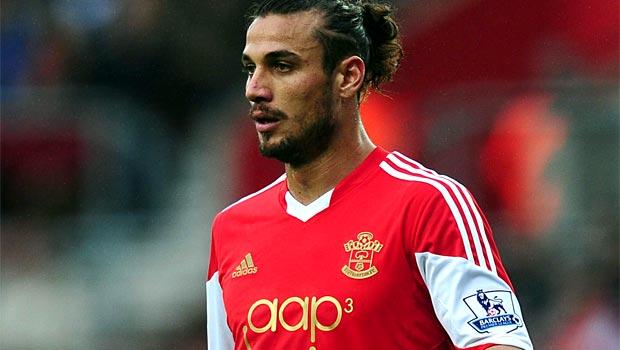Dani Osvaldo New Signing Southampton