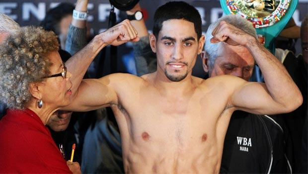 Danny Garcia v Mauricio Herrera Boxing