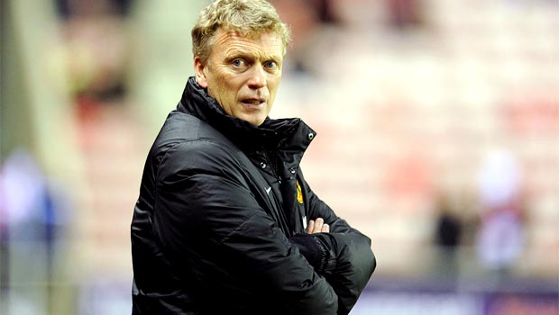 David Moyes Man United Manager