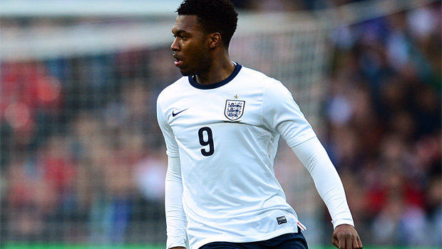 Daniel Sturridge England World Cup