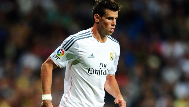 Gareth Bale Real Madrid v Celta Vigo