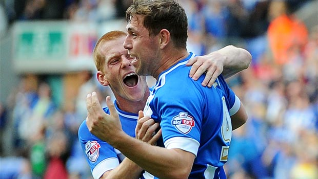 Grant Holt Wigan striker