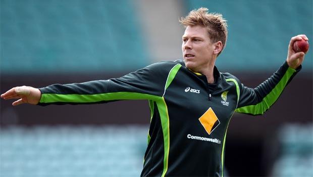 James Faulkner Australia cricket