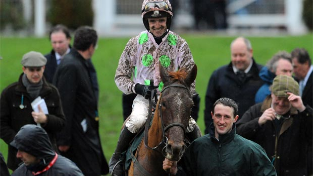 Jockey Ruby Walsh  riding Annie Power