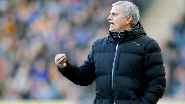 Jose Mourinho Chelsea Boss