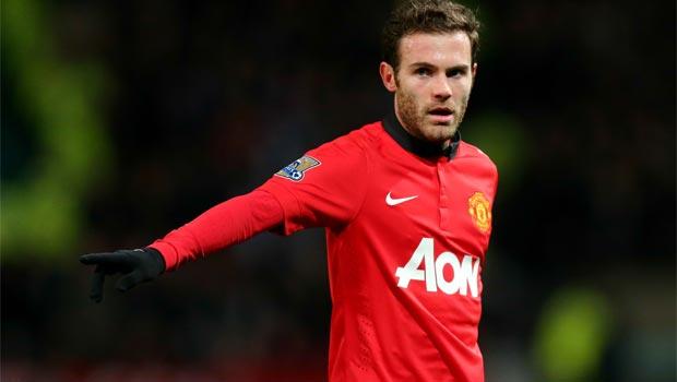Juan Mata New Manchester United signing