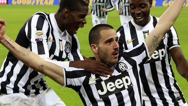 Juventus v Roma Serie A