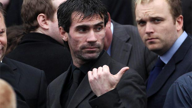 Keith Gillespie Former Manchester United winger