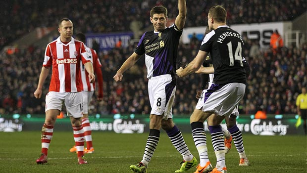Liverpool v Stoke City