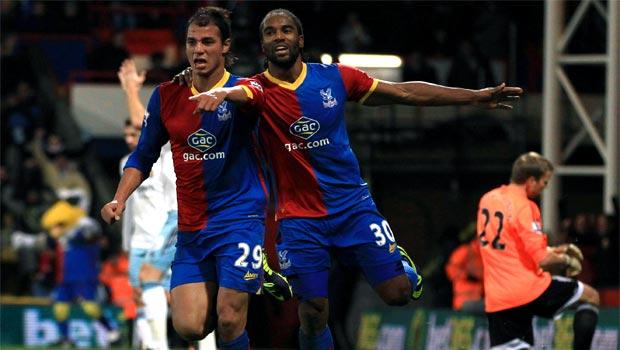 Marouane Chamakh Crystal Palace